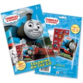 Thomas And Friends Coloring Pouch Set (1)