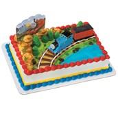Thomas the Train and Coal Car Cake Topper