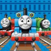 Thomas the Train Lunch Napkins