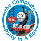 Thomas the Train Party in a Box
