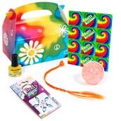 Tie Dye Fun Filled Party Favor Box