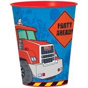 Tonka 16 oz. Plastic Cup