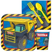 Tonka Snack Party Pack