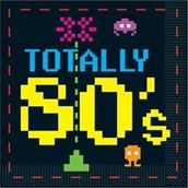Totally 80's - Lunch Napkins