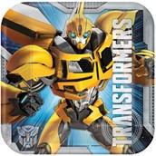 Transformers Dessert Plates (8)