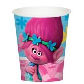 Trolls 9oz Paper Cups )