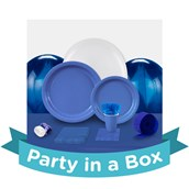 True Blue Party in a Box