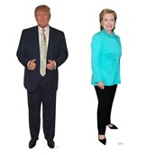 Trump & Hillary Stand Ups