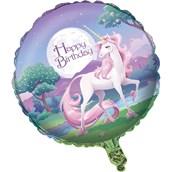 """Unicorn Fantasy 18"""" Balloon (1)"""