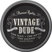 Vintage Dude 7 Cake Plates (8)