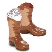 Western Boot Molded Cup.  Choose from 1, 4, 8, or 16 piece packs