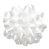 "White Decorative Bow (9"")"