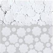 White Flower Confetti