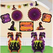 Witch Decorating Kit