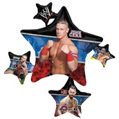 WWE Cluster Jumbo Foil Balloon