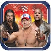 WWE Dinner Plates (8)