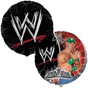 WWE Foil Balloon