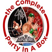 WWE Party in a Box