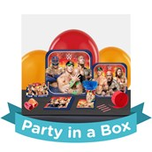 WWE Party in a Box For 8