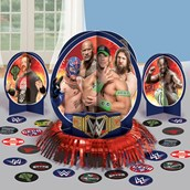 Wwe Table Decorating Kit (1)