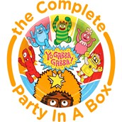 Yo Gabba Gabba! Party in a Box