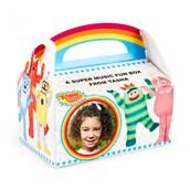 Yo Gabba Gabba! Personalized Empty Favor Boxes