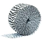 Zebra Stripes Crepe Paper