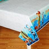 Zootopia Plastic Tablecover