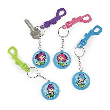 Mermaid Backpack Key Chain(12)
