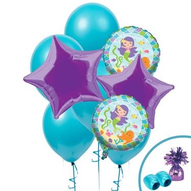 Mermaid Friends Balloon Bouquet