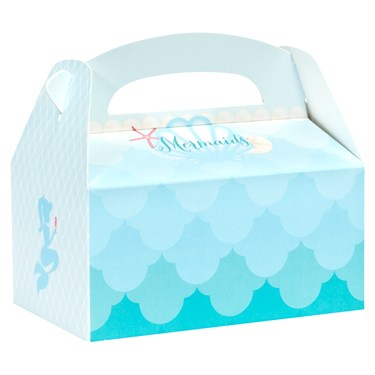 Mermaids Under the Sea Empty Favor Boxes (4)
