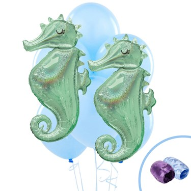 Mermaids Under the Sea Jumbo Balloon Kit