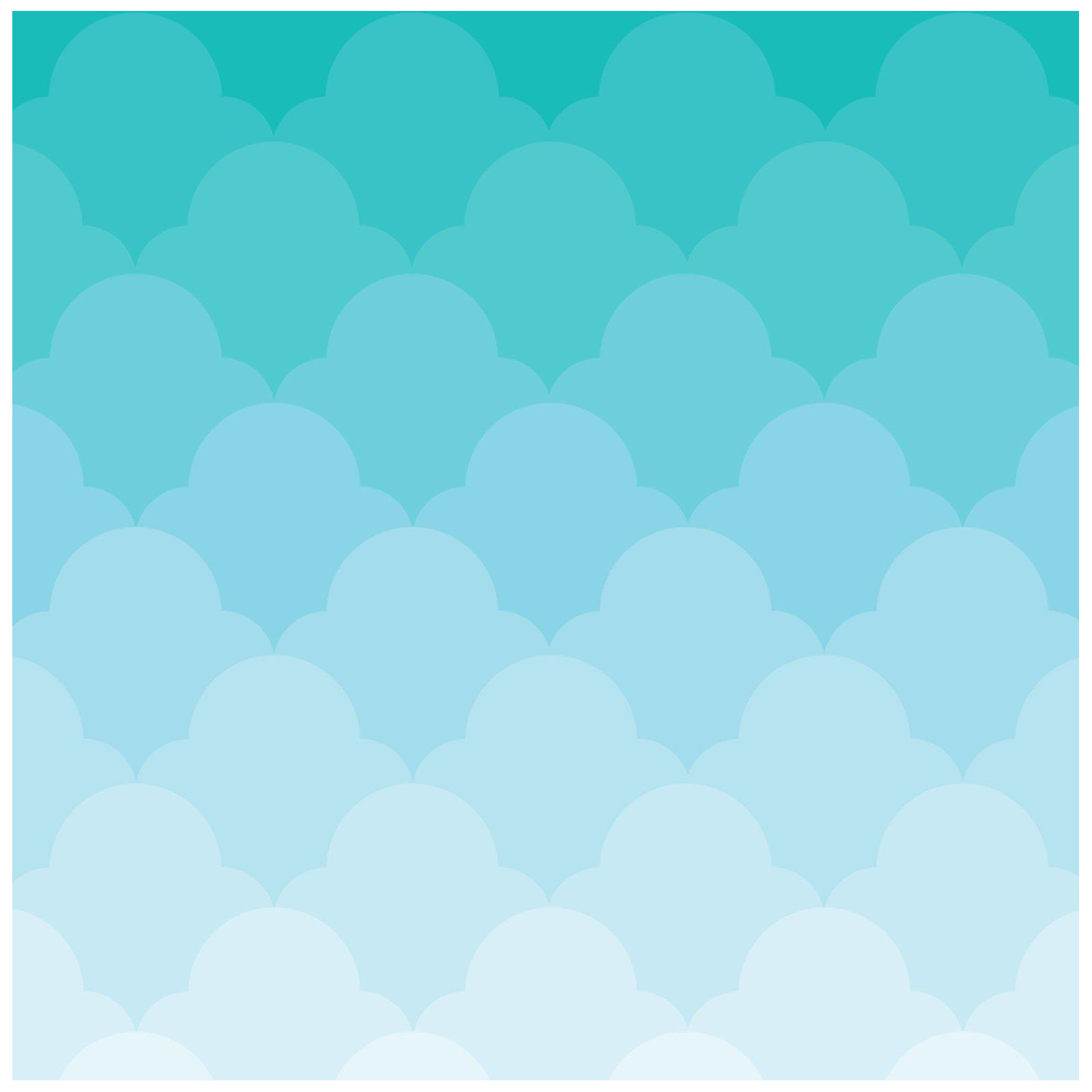 Under the Sea Patterned Flat Paper - Shindigz