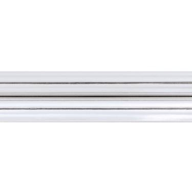 Metallic Silver Jumbo Gift Wrap