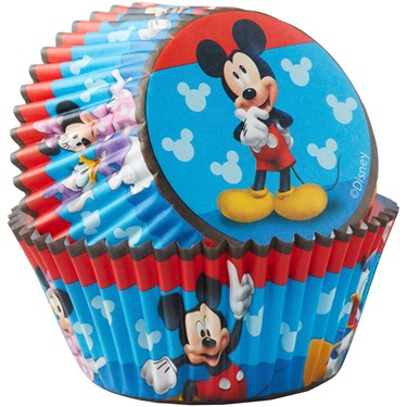 Mickey And The Roadster Racers Cupcake Liners(50)