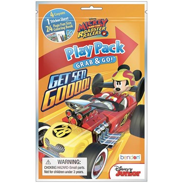 Mickey And The Roadster Racers Playpack(1)