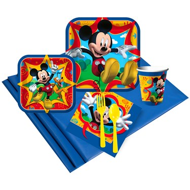 Mickey Fun & Friends Party Pack for 24