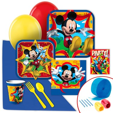 Mickey Fun and Friends Value Party Pack