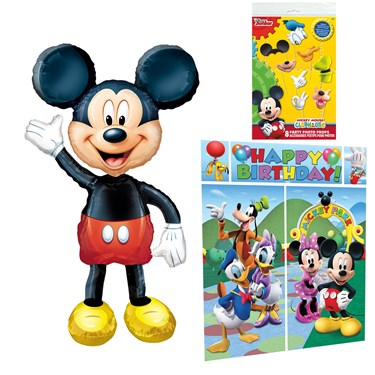Mickey Mouse Airwalker Photo Booth Kit