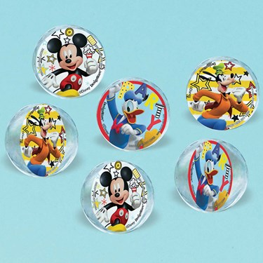 Mickey On The Go Bounce Balls (6)
