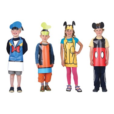 Mickey On The Go Party Wearable Kit for 8