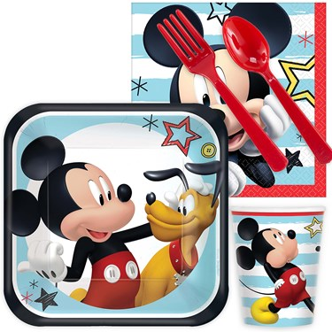 Mickey On The Go Snack Pack for 16