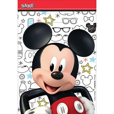 Mickey On The Go Treat Bags (8)