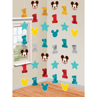 Mickey's Fun To Be One Hanging String De