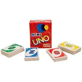 Mini Uno Game
