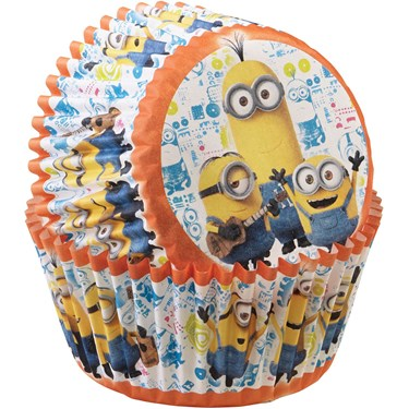 Minion Mousecupcake Baking Cups (50)