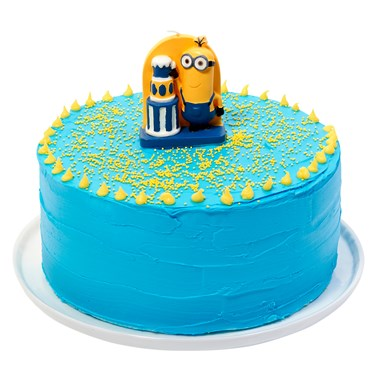 Minions Despicable Me Birthday Candle