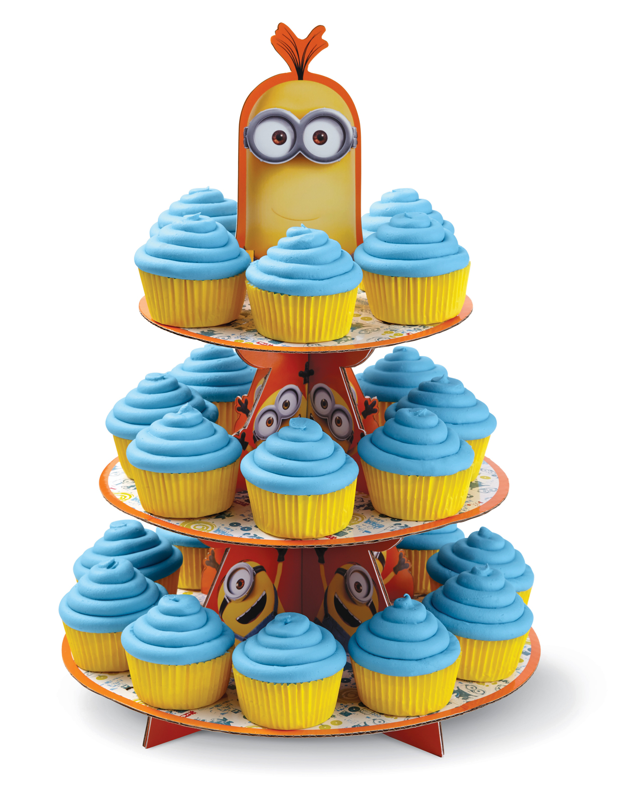 Minions Despicable Me Cake Stand BirthdayExpresscom