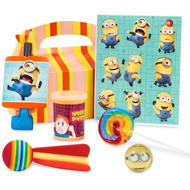 Minions Despicable Me - Favor Box