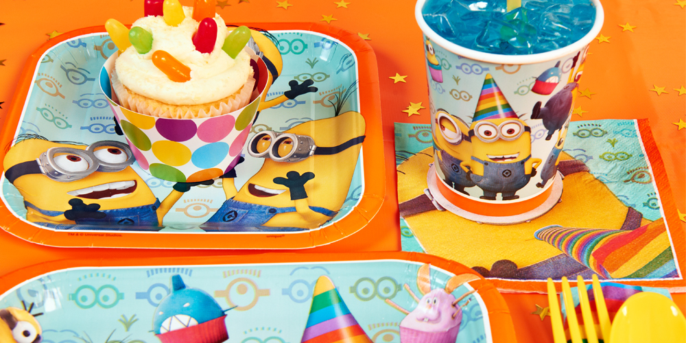 Despicable Me  Cake Decorating Kits